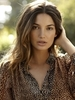 Lily Aldridge for Velvet Tees Fall 2012 Lookbook
