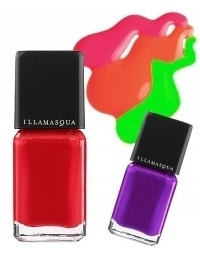 Illamasqua Rubber Finish Nail Varnishes for Fall 2012