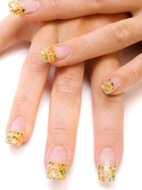 Trendy Nail Art Ideas for Fall 2012
