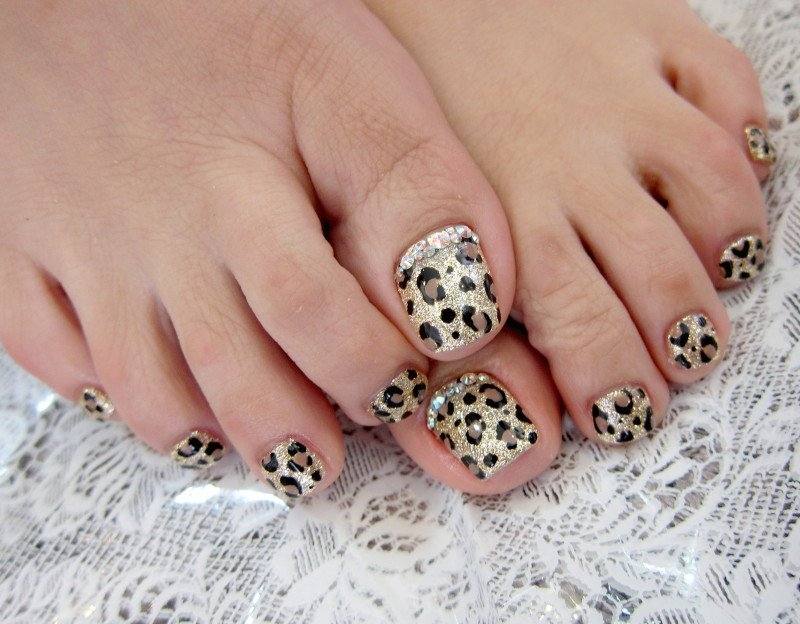 designs pedicure nail art pedicure art pedicure ideas fall pedicure ...