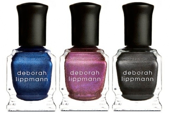 Magnet Appeal by Deborah Lipmann Fall 2012 Magnetic Nail Polish Set