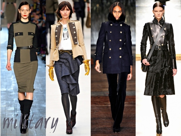 Military Trends Fall Winter 2012