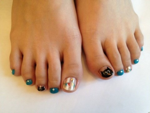 Pedicure from Abbey Beuty and Health