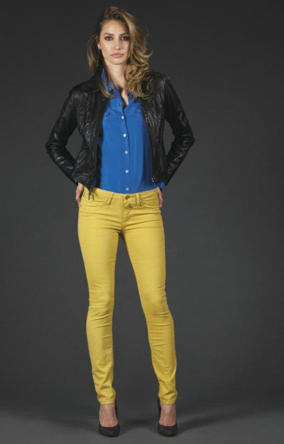 Find womens yellow jeans at ShopStyle. Shop the latest collection of womens yellow jeans from the most popular stores - all in one place.