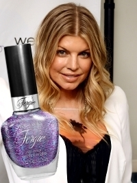 Fergie for Wet N Wild Nail Polishes