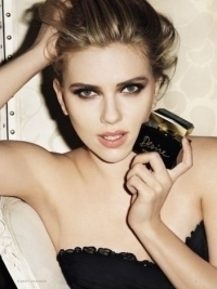 Scarlett Johansson for Dolce & Gabbana's 'The One Desire' Fragrance