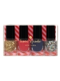 Kate Spade x Poppy King Holiday 2012 Nail Polish Set