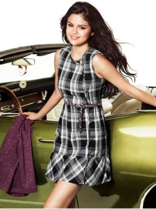 Selena Gomez Dream Out Loud Fall 2012 Lookbook