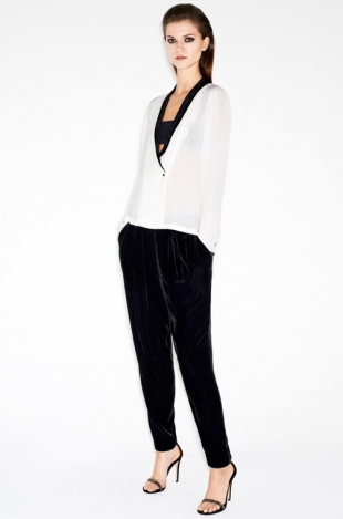 Zara Twelve Lookbook