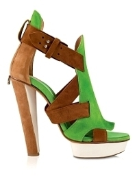 Guillaume Hinfray Spring/Summer 2013 Shoes
