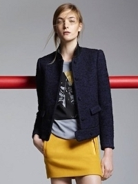 Maje Fall/Winter 2012 Lookbook