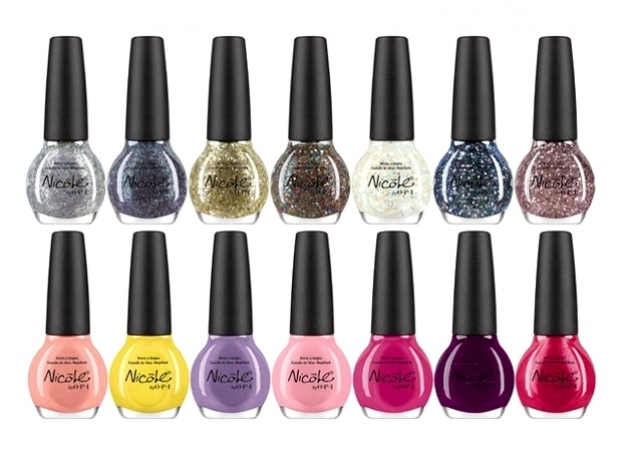 Selena Gomez for Nicole by OPI Spring 2013 Nail Polishes