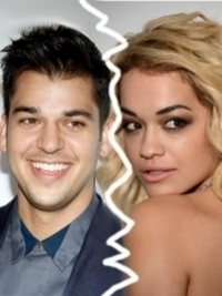 Rob Kardashian Blasts Rita Ora on Twitter for Cheating