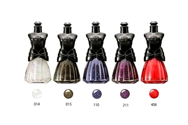 Anna Sui Holiday 2012 Nail Polishes