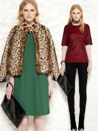 Bimba & Lola Christmas 2012 Lookbook