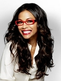 Zoë Saldana for LensCrafters 'My Look' Campaign