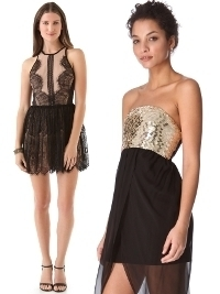 Christmas Party Dresses 2012