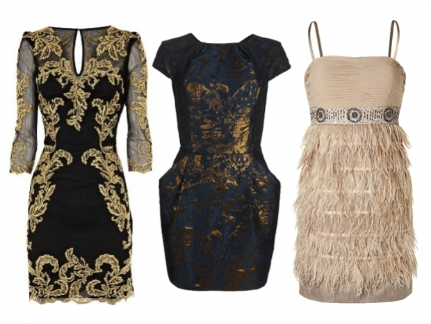 Party Dresses for Christmas 2012