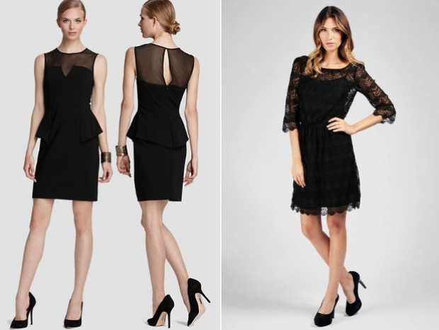 Christmas Party Dresses LBD 2012