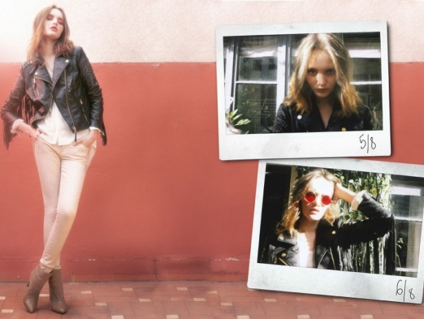 Bershka December 2012 Lookbook