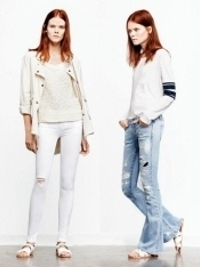 TEXTILE Elizabeth and James Spring 2013 Lookbook