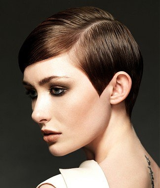 stylish haircuts for short hair stylish hairstyles for hair 5927 | bonce salons2