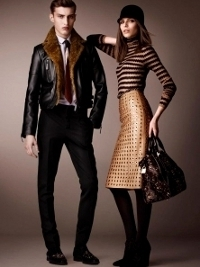 Burberry Prorsum Pre-Fall 2013 Collection