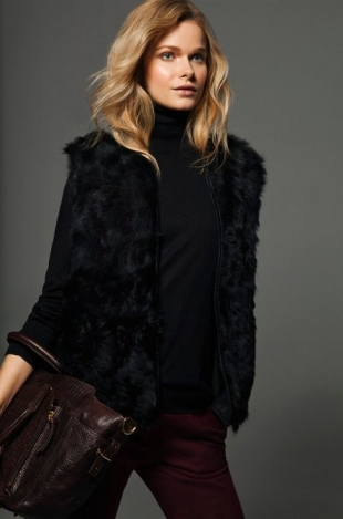 Massimo Dutti December 2012 Lookbook