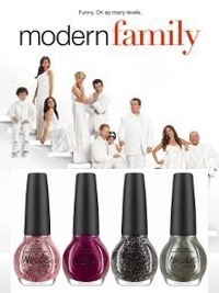 Nicole by OPI Modern Family Spring 2013 Nail Polishes