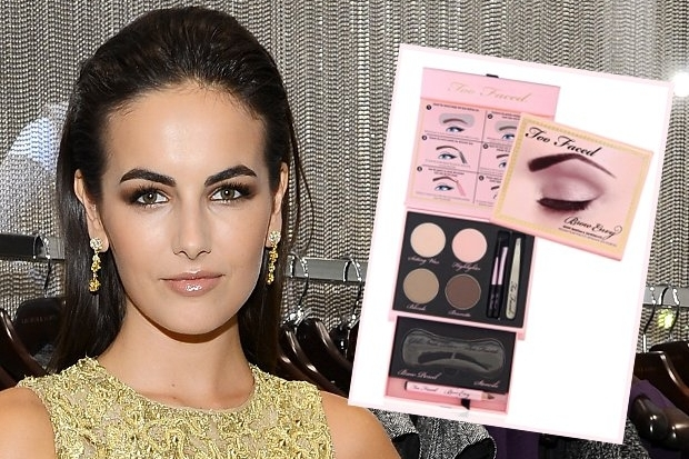 Camilla Belle Strong Eyebrows Makeup Look