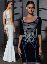 Hervé Léger by Max Azria Pre-Fall 2013 Collection