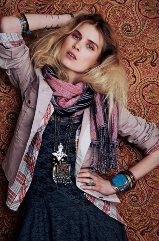 Free People A Road Less Traveled December 2012 Lookbook