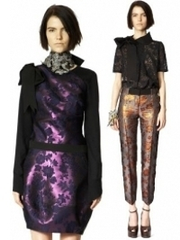 Vera Wang Pre-Fall 2013 Collection
