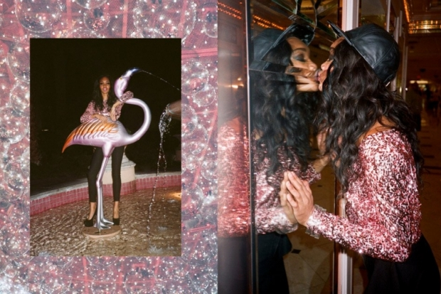 Nasty Gal New Year's Eve 'Play For Keeps' Lookbook