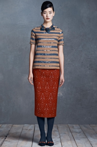 Tory Burch Pre-Fall 2013 Collection