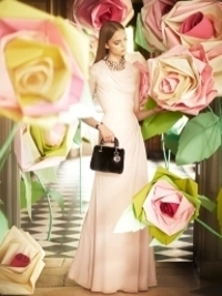Christian Dior 'An Exceptional Christmas' Holiday 2012 Campaign