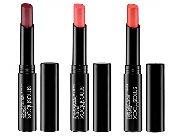 Smashbox Mega Tint Long Wear Lip Color 2013 Collection