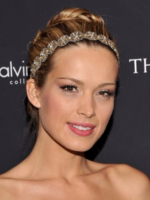 Celebrity Inspired New Years Eve Hairstyles