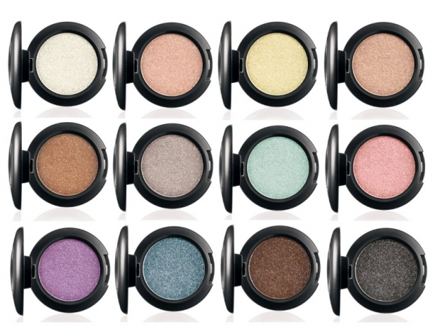 MAC Pressed Pigments Spring 2013 Collection