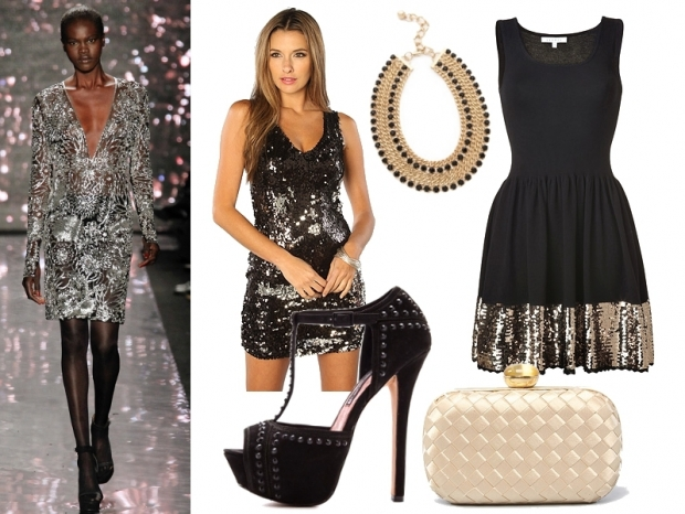 New Years Party Outfit Ideas - Sexy Dresses