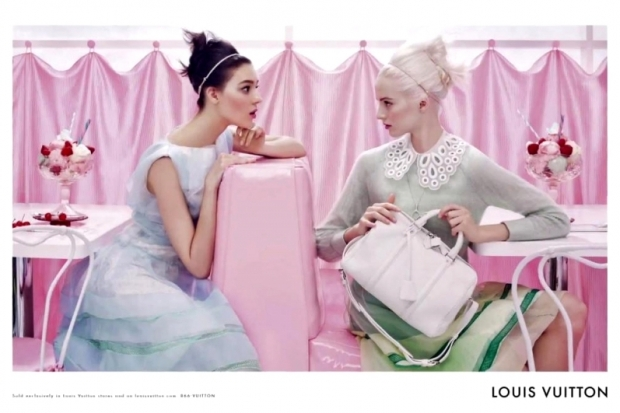 Louis Vuitton Candy Sweet Spring/Summer 2012 Full Campaign