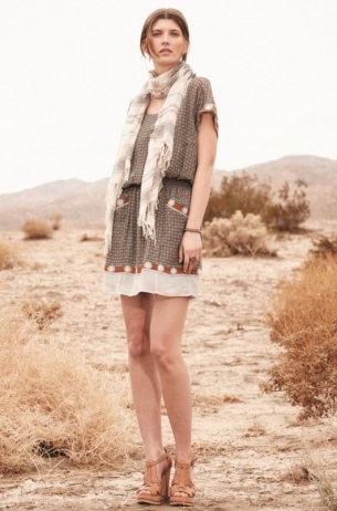 Club Monaco Spring 2012 Collection