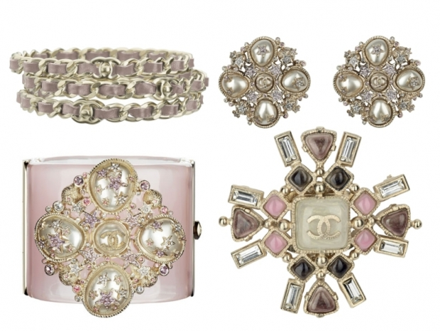 Chanel Valentines Day 2012 Accessories Collection