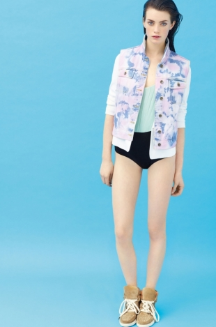 Sandro Spring/Summer 2012 Lookbook