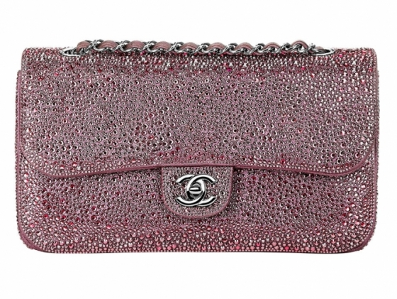 Chanel X Bellagio Las Vegas Bag Collection