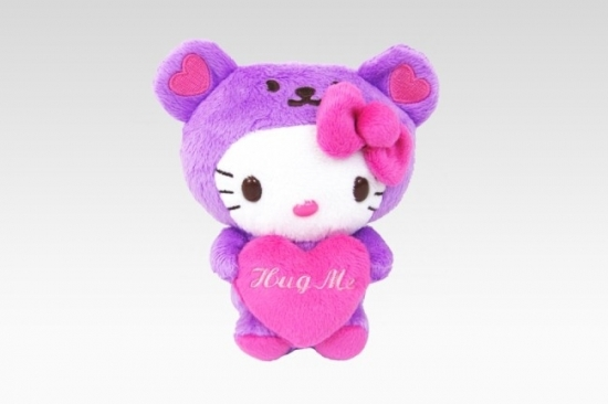 Hello Kitty Heart Bear Valentines Day Collection