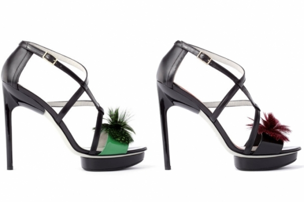 Jason Wu Pre-Fall 2012 Shoes