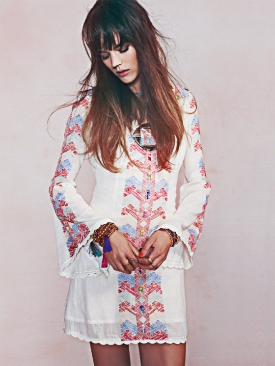 Free People February 2012 Lookbook