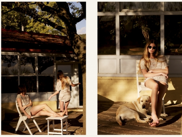 Oysho Spring/Summer 2012 Catalogue