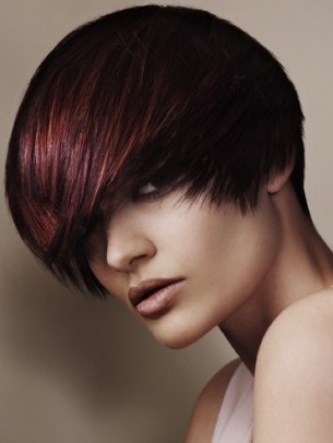 Most-Wanted Short Hairstyles in 2012